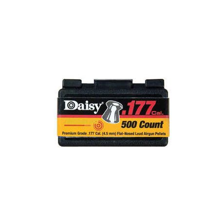 Daisy .177C Lead Pellets - Flat Nose