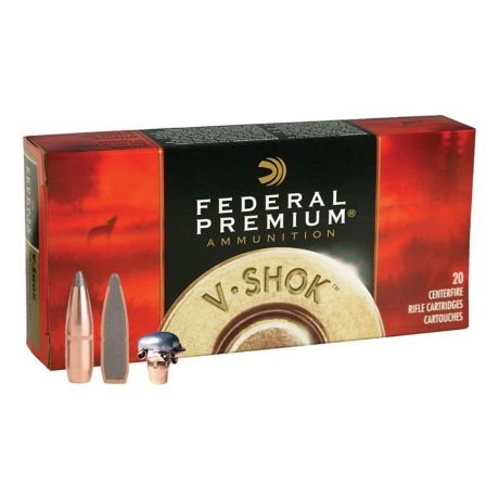 Federal Premium Vital Shok Ammunition - Sierra Game King