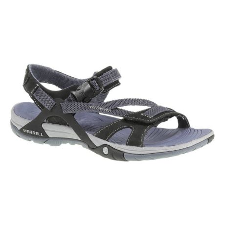 15c118fa3ff0 Merrell Women s Azura Strap Sandals - Black. Use + and - keys to zoom in  and out