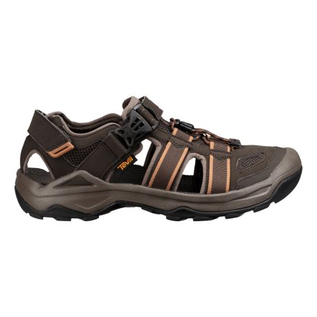 61697b6dd557 Teva® Men s Omnium Sandal - Black Olive. Use + and - keys to zoom in and  out