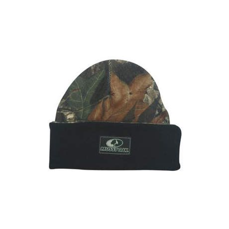 Mossy Oak Logo (Reverses to Orange)