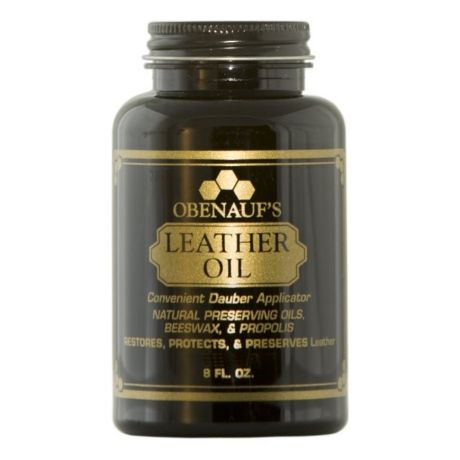 Obenauf's Leather Oil - 8oz.