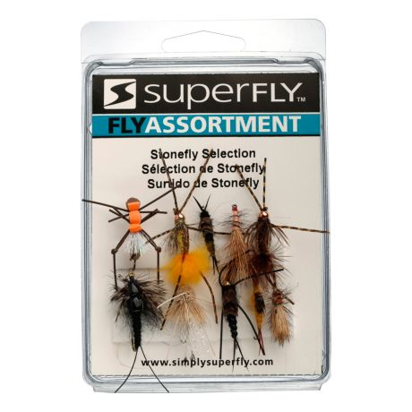 Superfly Premium Stonefly Selection