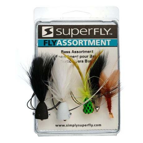 Superfly Premium Bass Selection