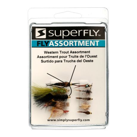Superfly Premium Western Trout Selection
