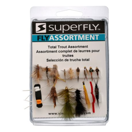 Superfly Total Trout Assortment