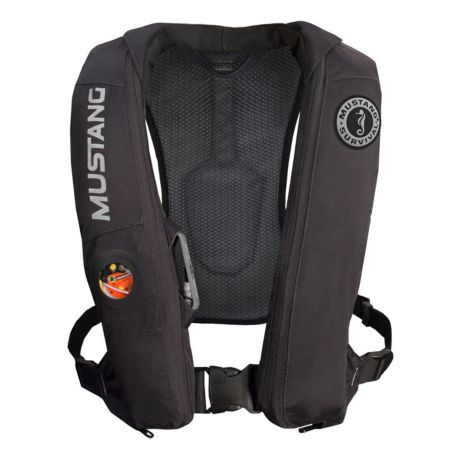 Mustang Elite™ H.I.T. Auto Inflatable PFD - Black
