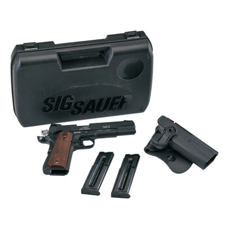 SIG Sauer® 1911 Rimfire Pistol Package | Cabela's Canada