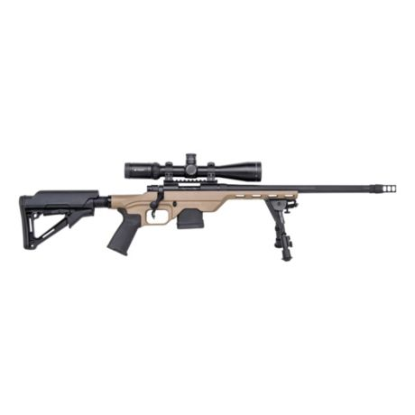 Mossberg® MVP LC Light-Chassis Bolt-Action Rifle w/ Vortex® Viper HS-T Riflescope