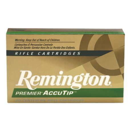 Remington Premier AccuTip Ammunition