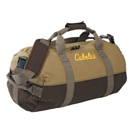 Cabela s Heavy Canvas Duffel Bags - Small. Use + and - keys to zoom in and  out 67570cdbe91