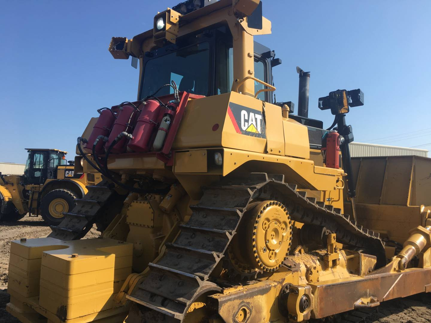Whayne Walker Cat | Used 2011 Caterpillar D9T for Sale