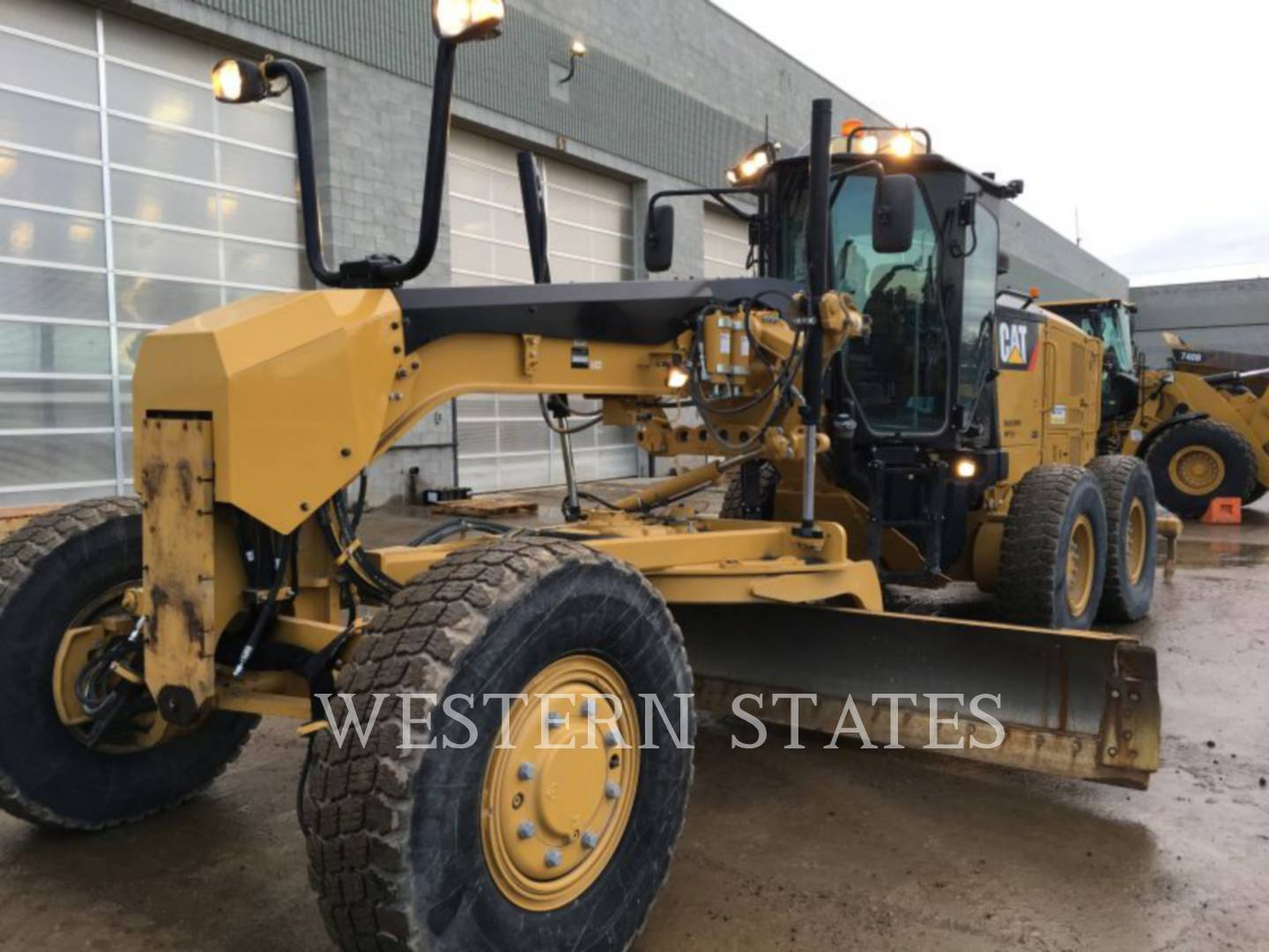 2012 CATERPILLAR 140M2AWD image0