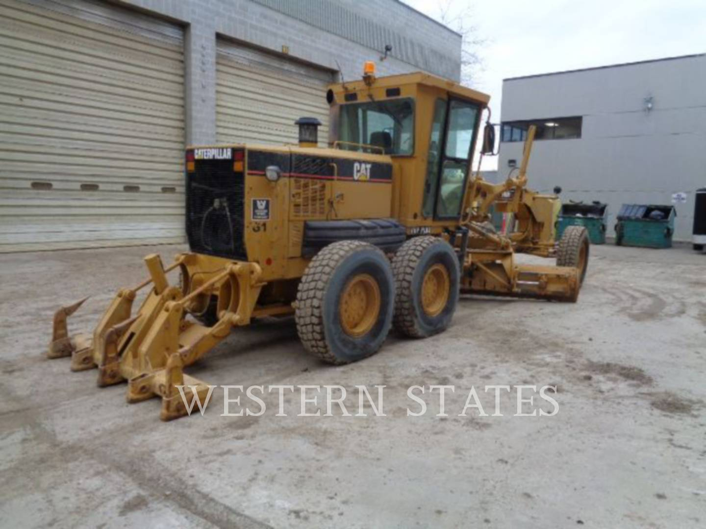 2004 CATERPILLAR 140HNA image2