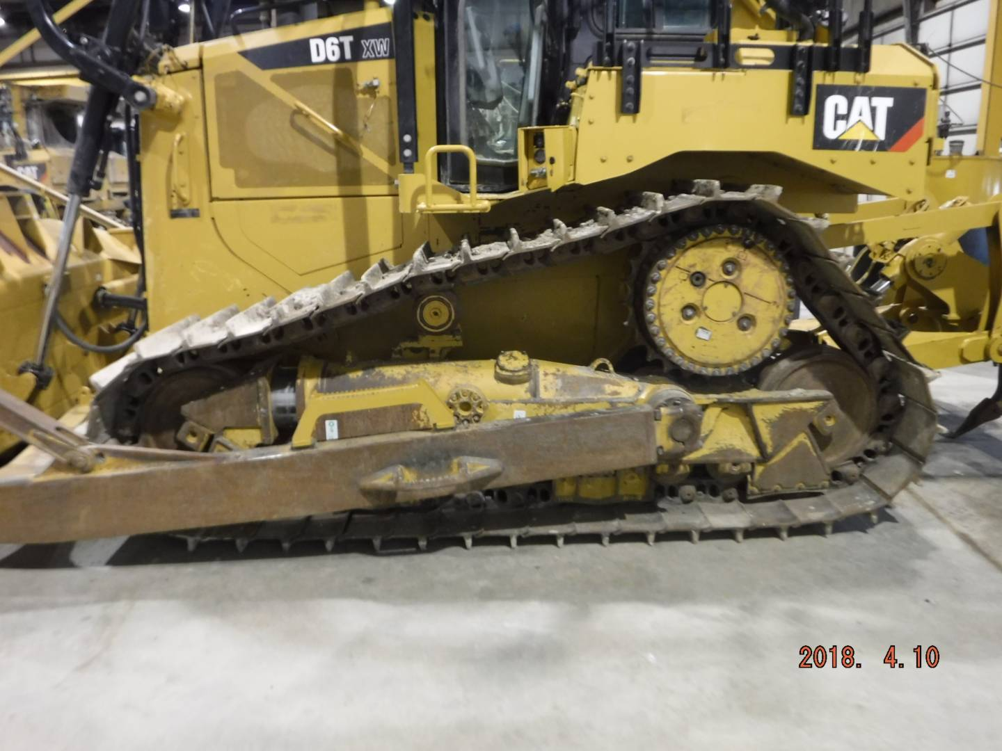 Whayne Walker Cat | Used 2015 Caterpillar D6T for Sale