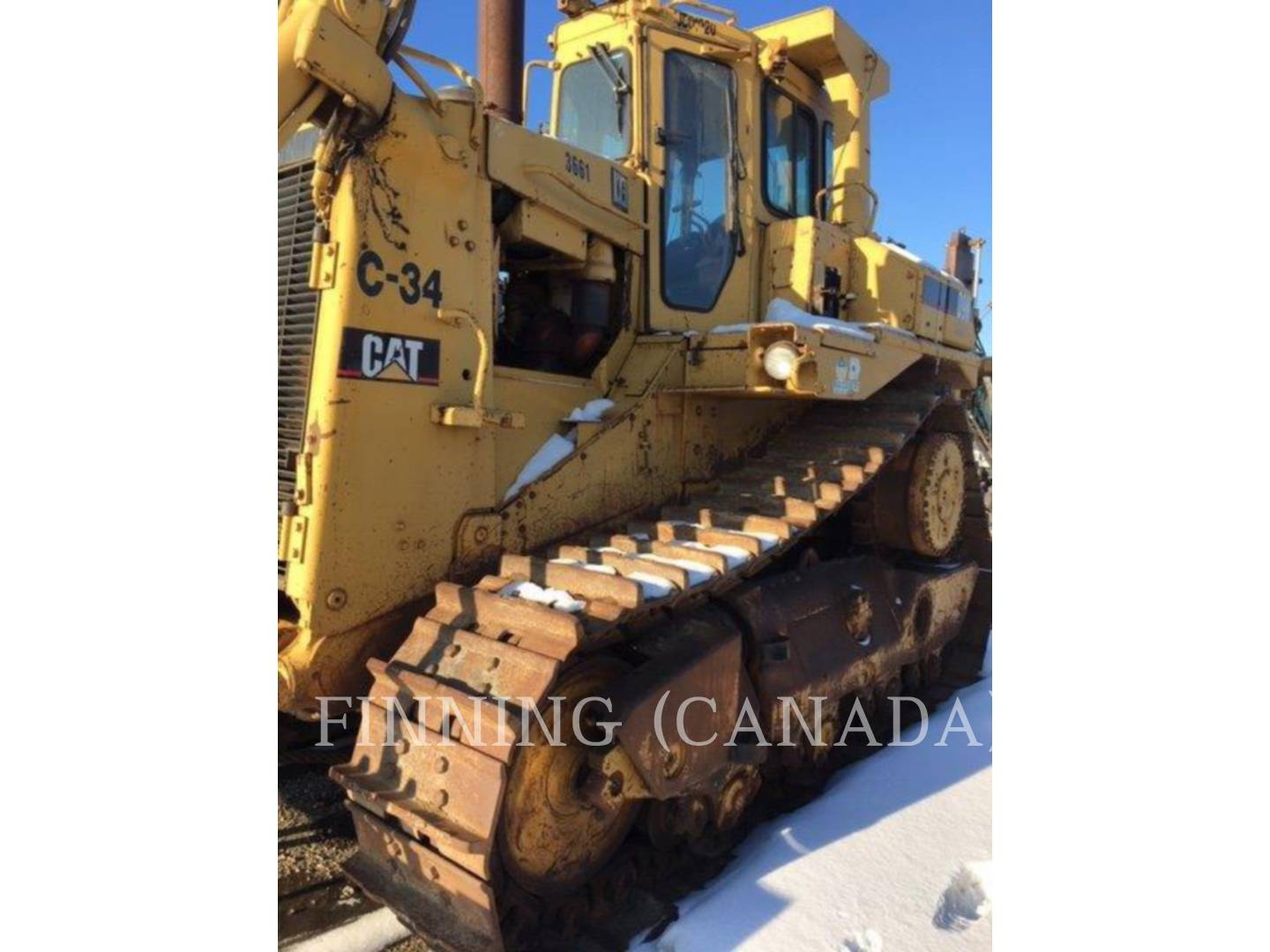 Used Track Type Tractors For Sale   Finning Cat
