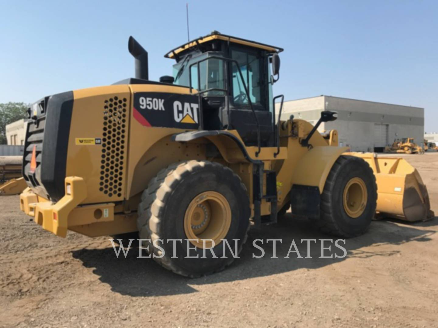2013 CATERPILLAR 950K image3