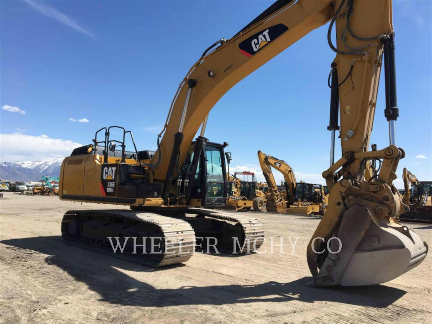 2012 Caterpillar 336el For Sale 5867496 From Wheeler