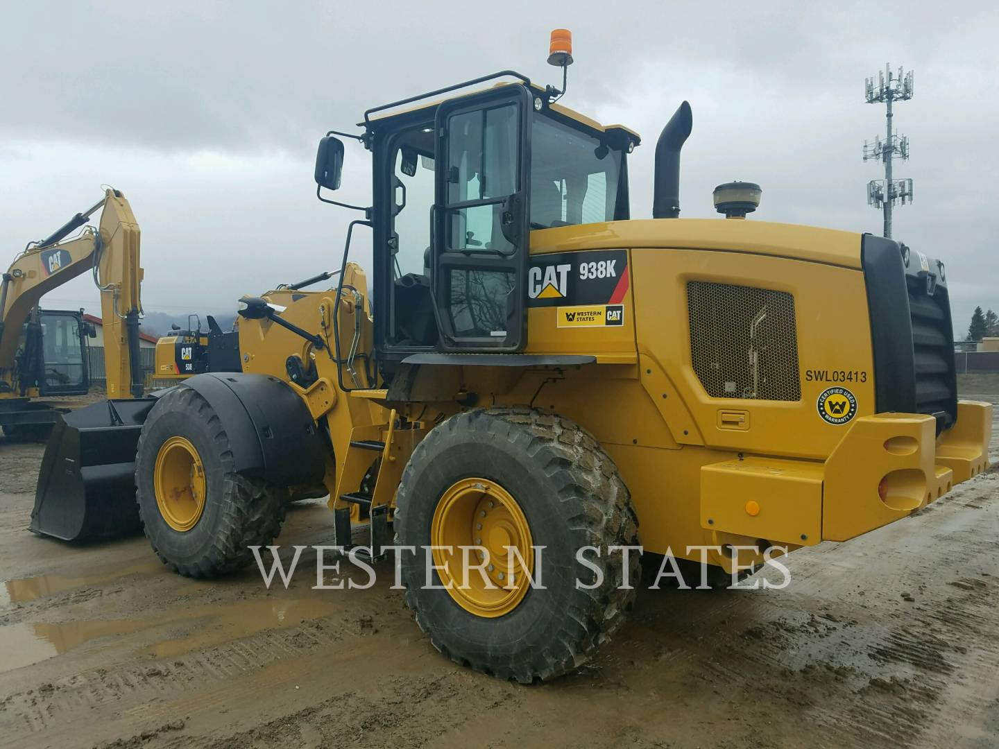 2014 CATERPILLAR 938K image2