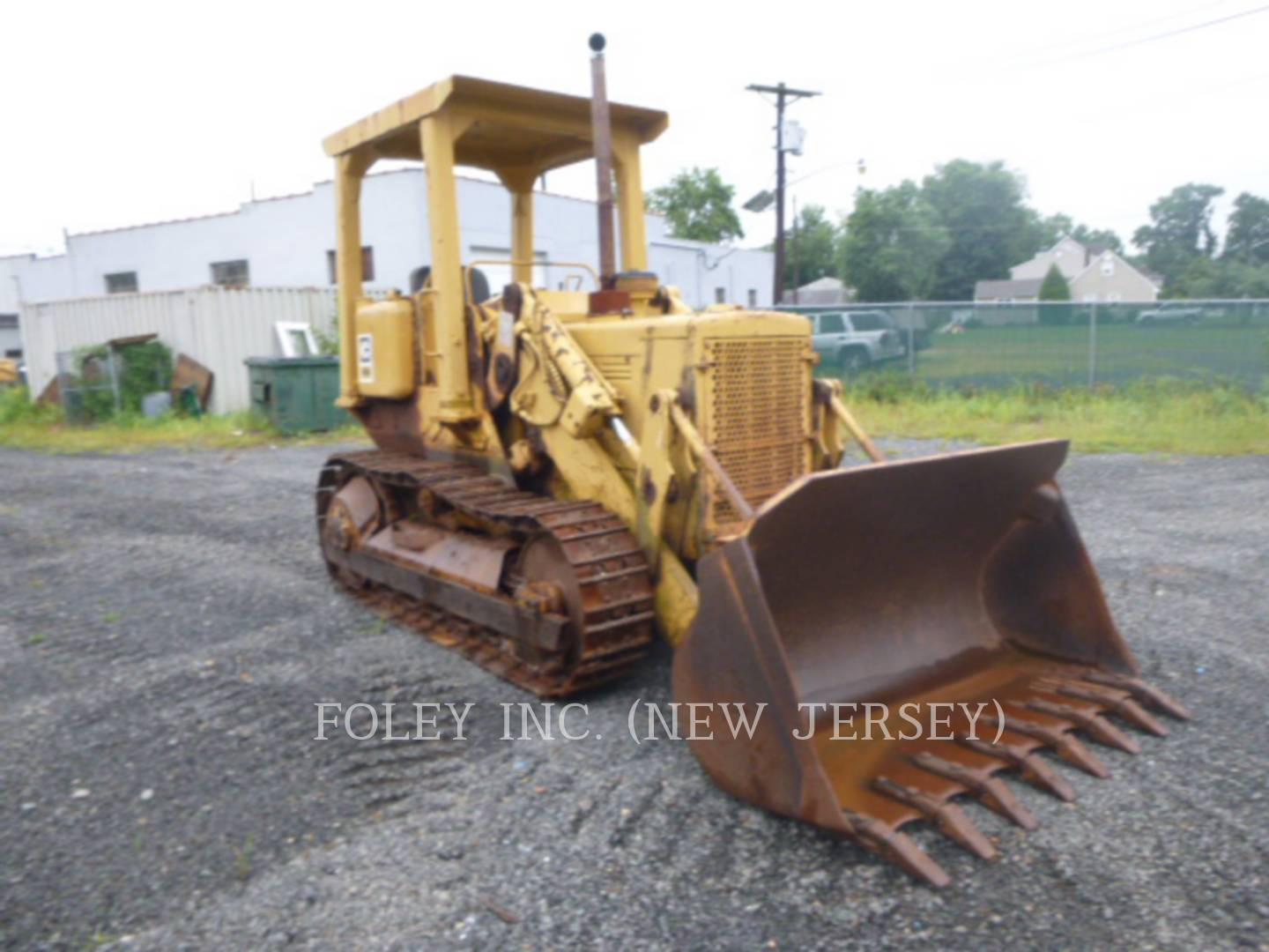 Track Loaders for Rent | Foley Inc