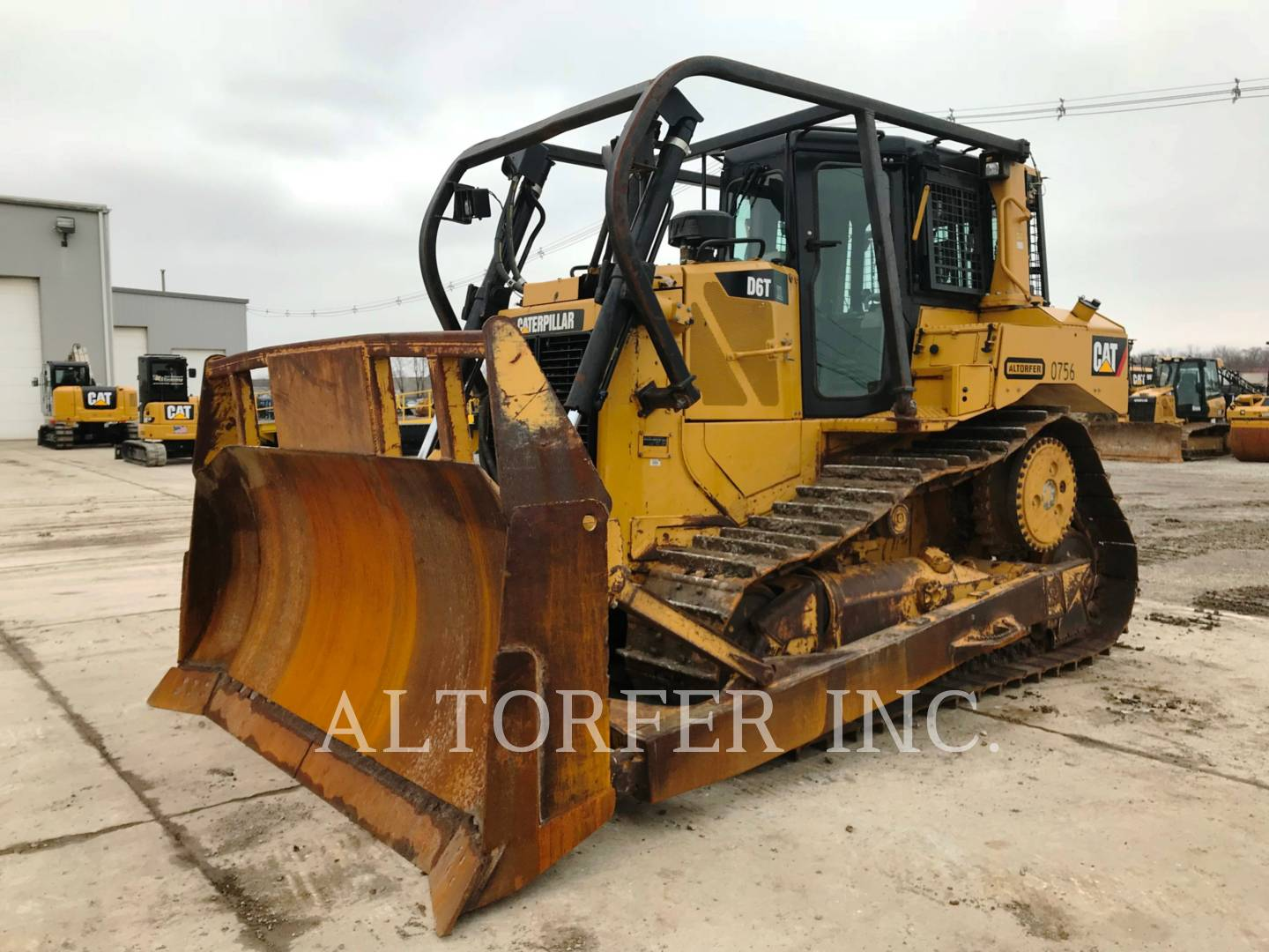 Used Used Dozers For Sale - Altorfer
