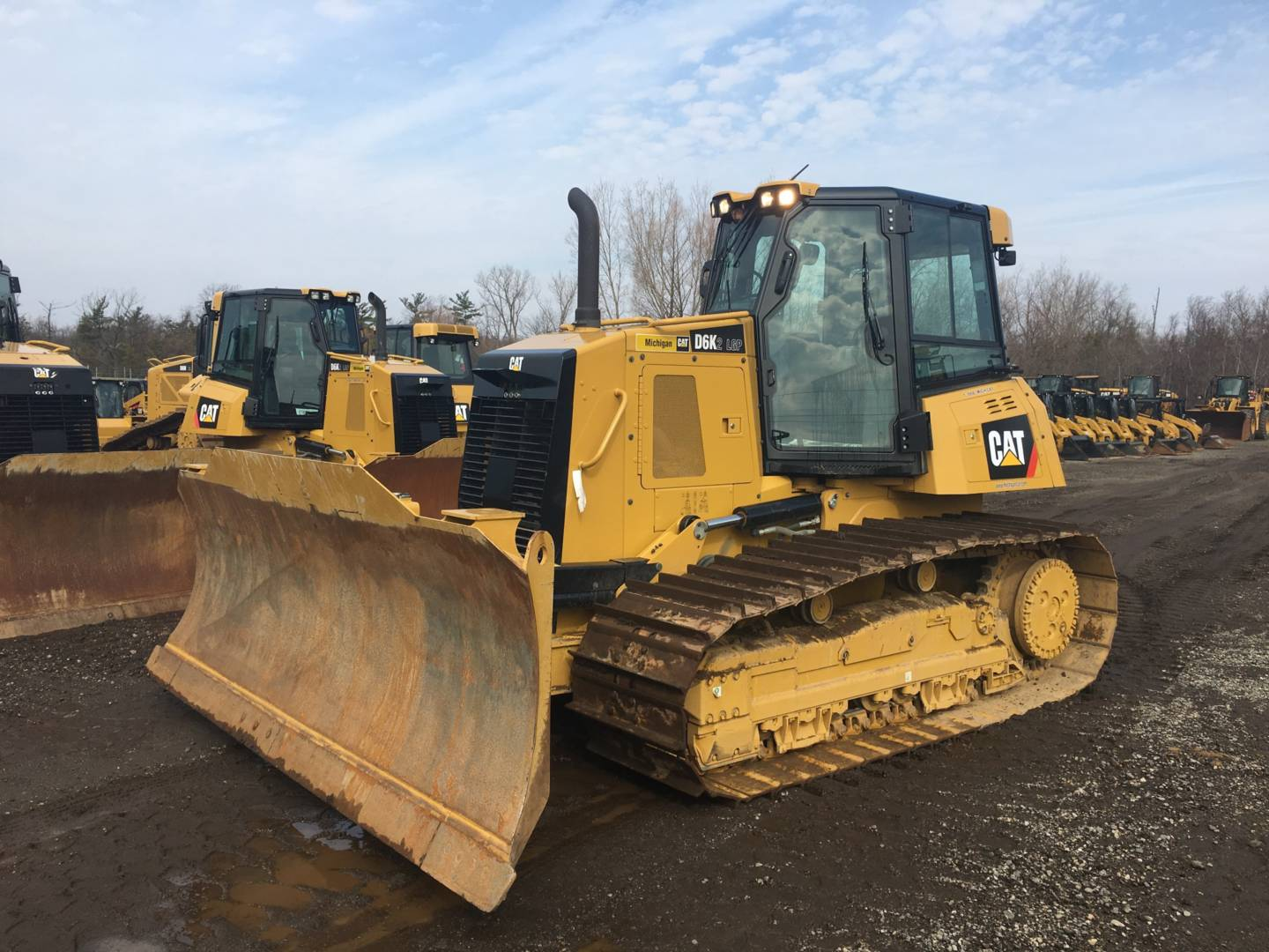 Used Cat Service Trucks For Sale