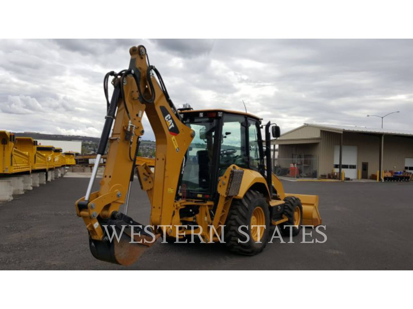 2015 CATERPILLAR 420F2ST image8