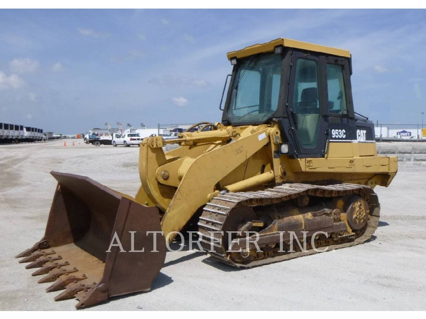 Used Track Loaders For Sale - Altorfer