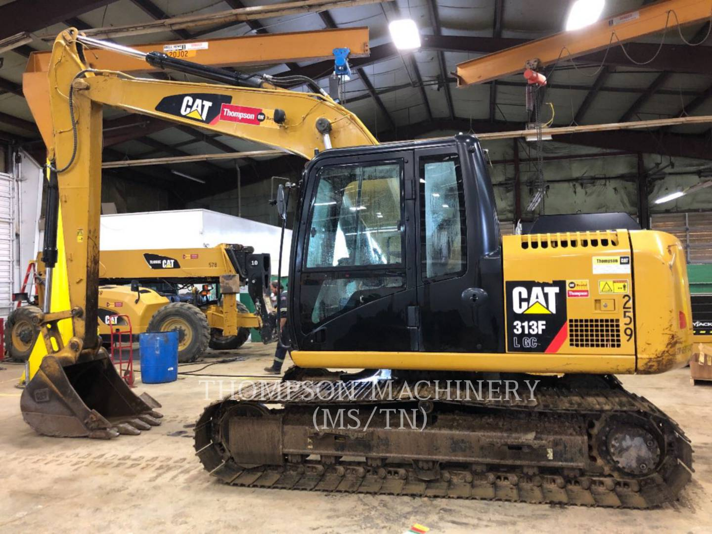 Used Large, Medium & Mini Excavators for Sale | Thompson