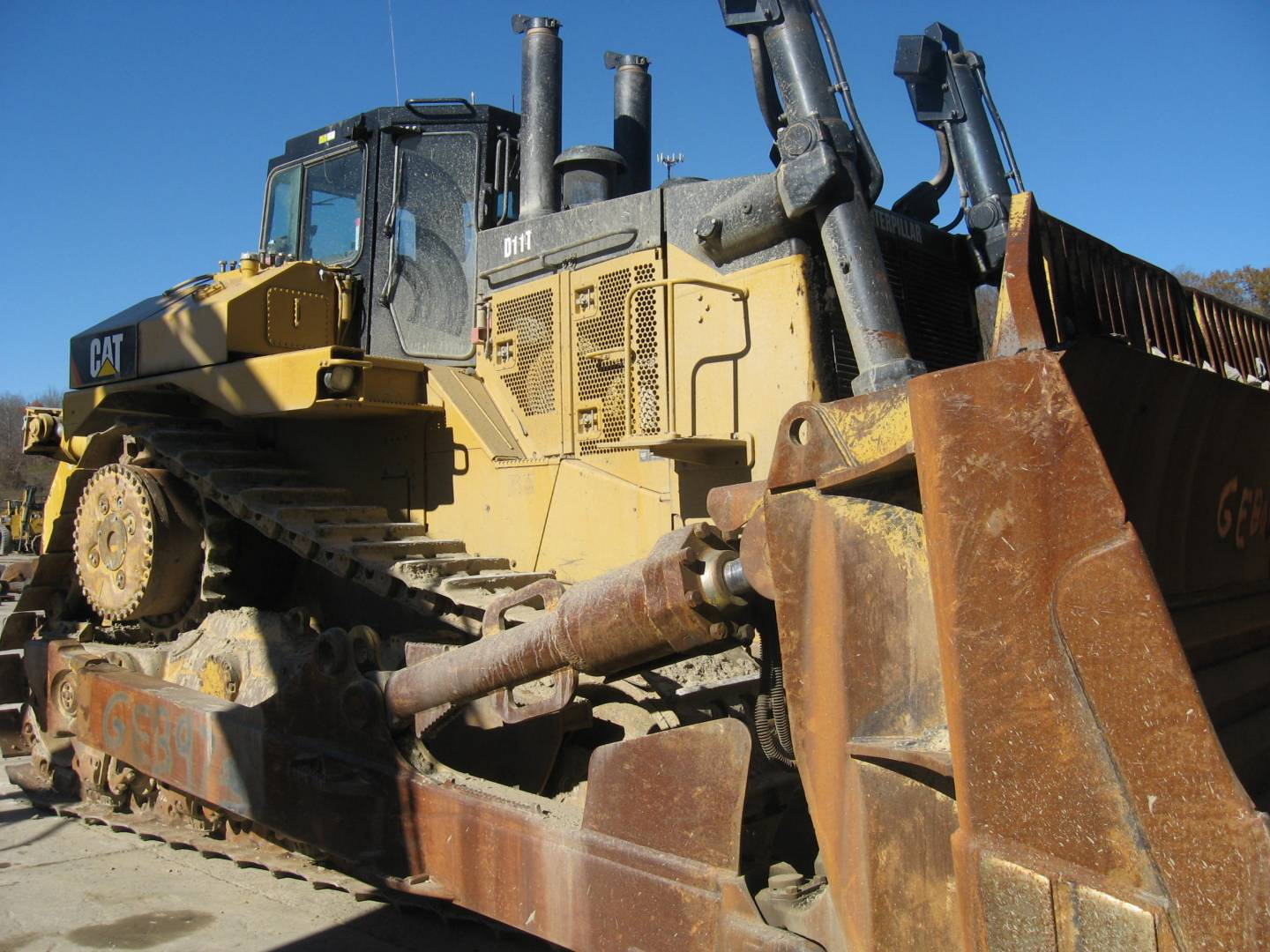 Used 2011 Caterpillar D11T for Sale - Whayne Cat