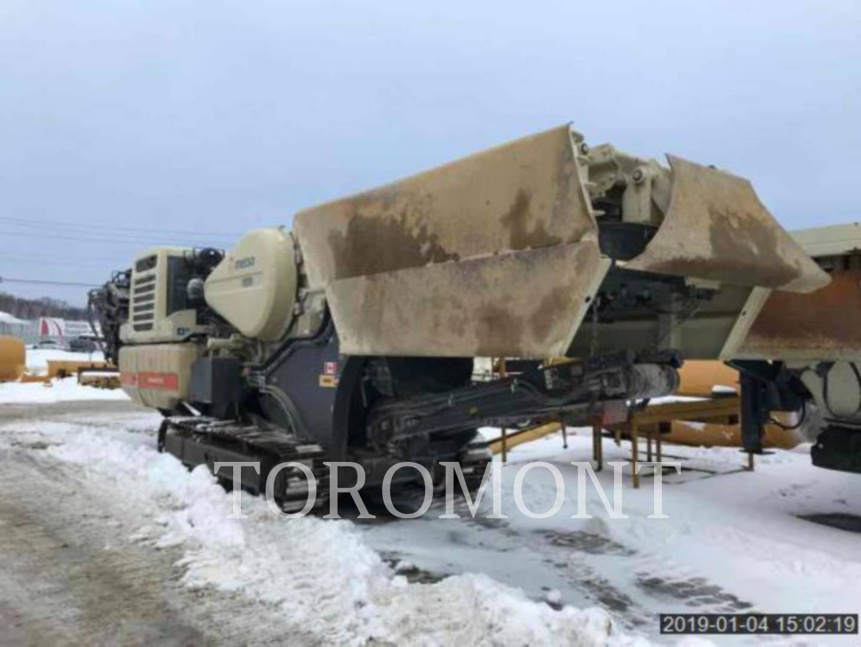 Used Heavy Equipment - 2018 METSO MINERALS LT106   Crushers