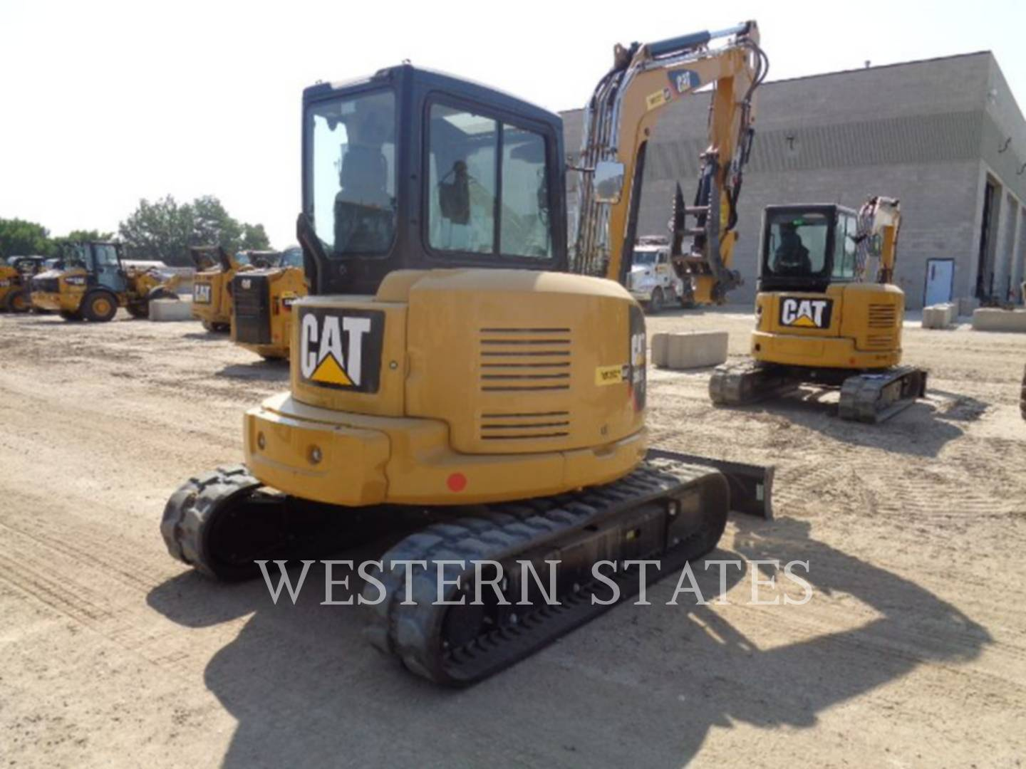 2016 CATERPILLAR 305.5E2CR image2