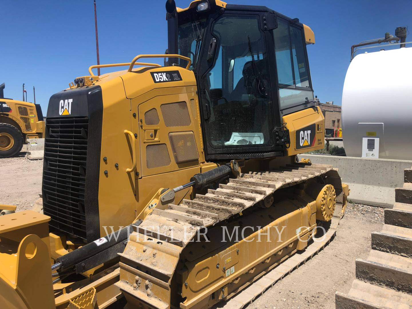 Used Cat Dozers & Track Type Tractors for Sale in Utah | Wheeler CAT