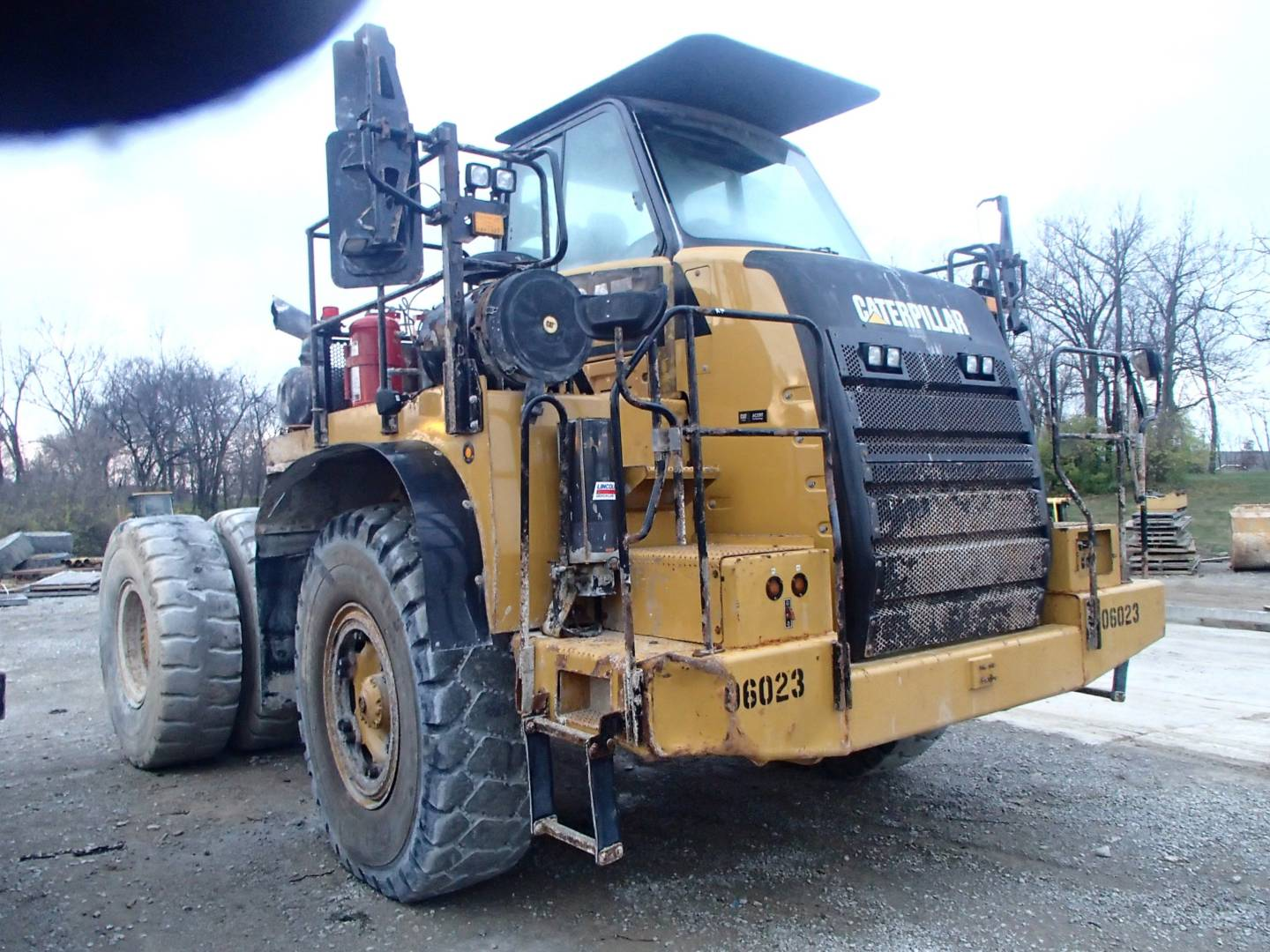 Used 2011 Caterpillar 772 For Sale Whayne Cat
