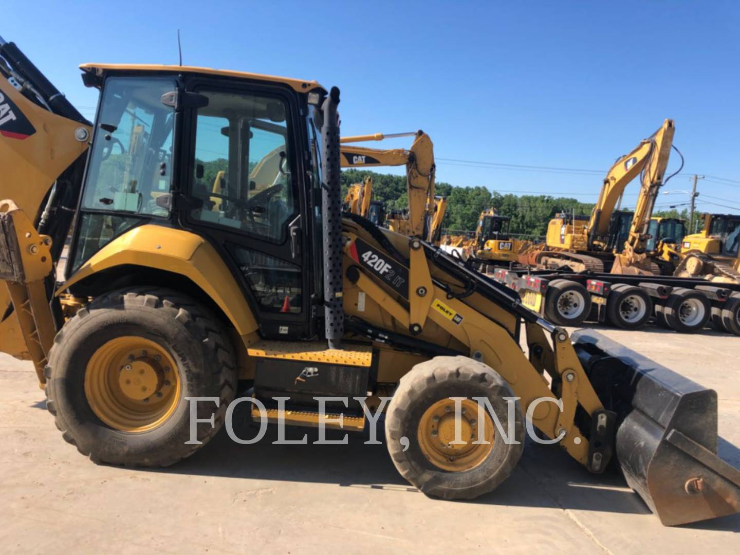 Used Backhoe Loaders For Sale In Nj Pa De And Staten Island Foley Inc