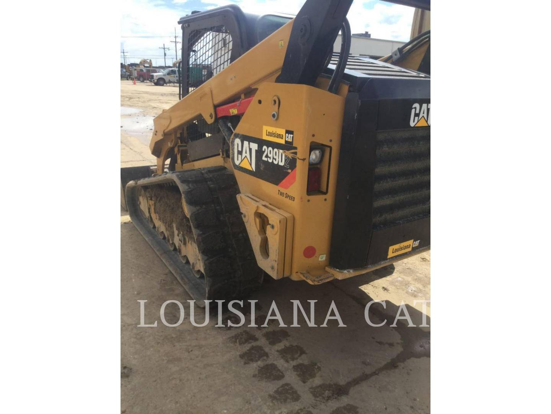 Used 2015 Caterpillar 299D2 For Sale   Louisiana Cat