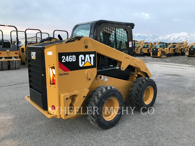 Used Cat Skid Steer Loaders for Sale in Utah | Wheeler CAT