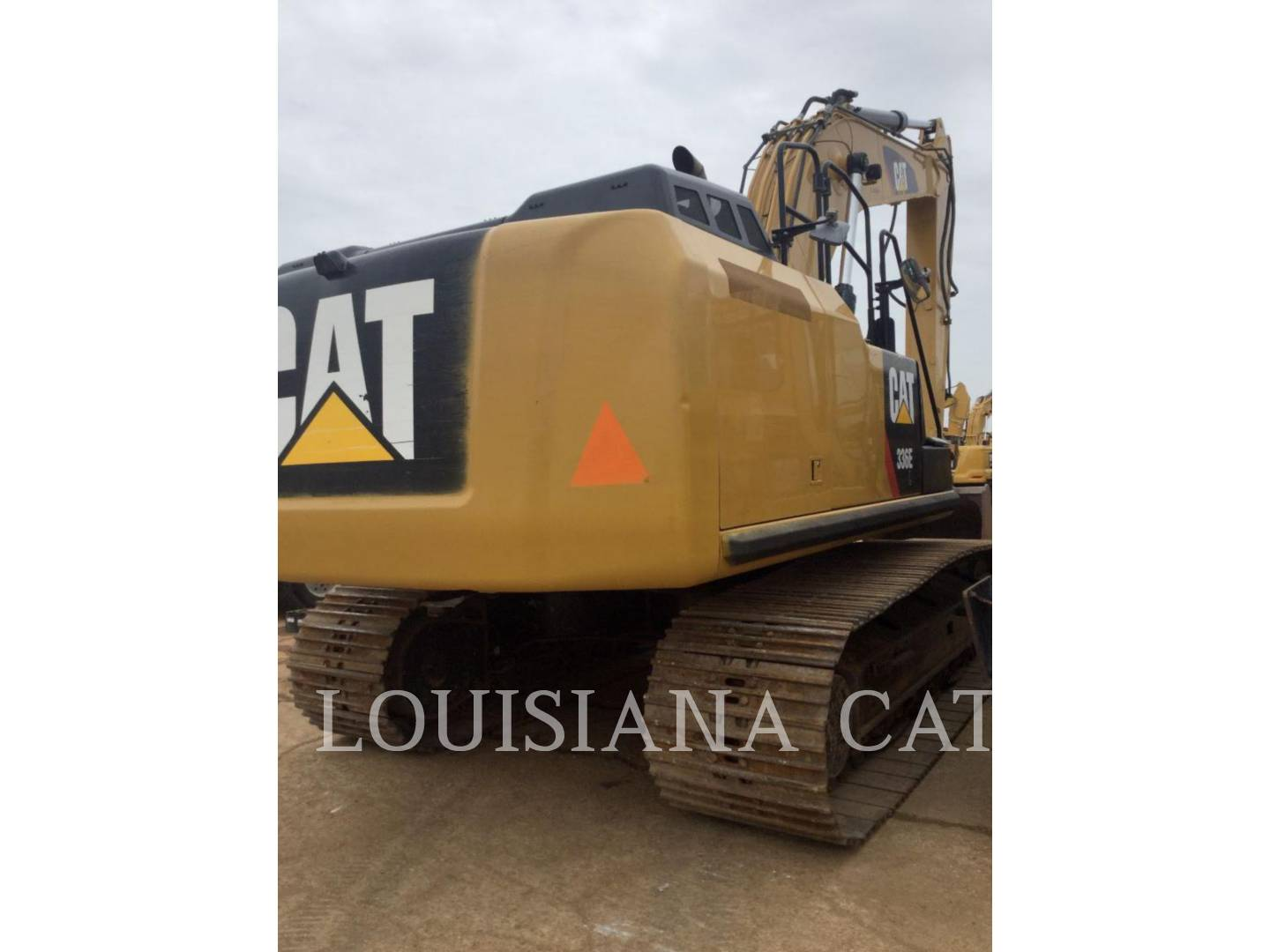 Cat Forestry Machine - Forestry Equipment in Louisiana