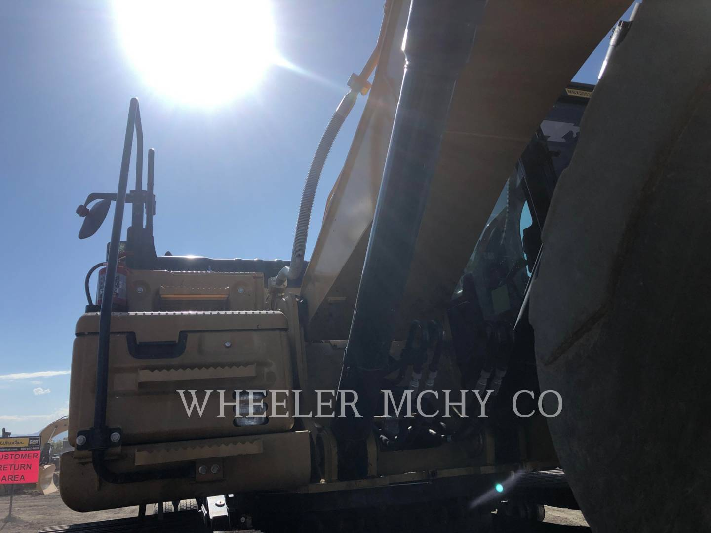 Used 2018 Caterpillar 330F L TH for Sale | Wheeler Machinery Co