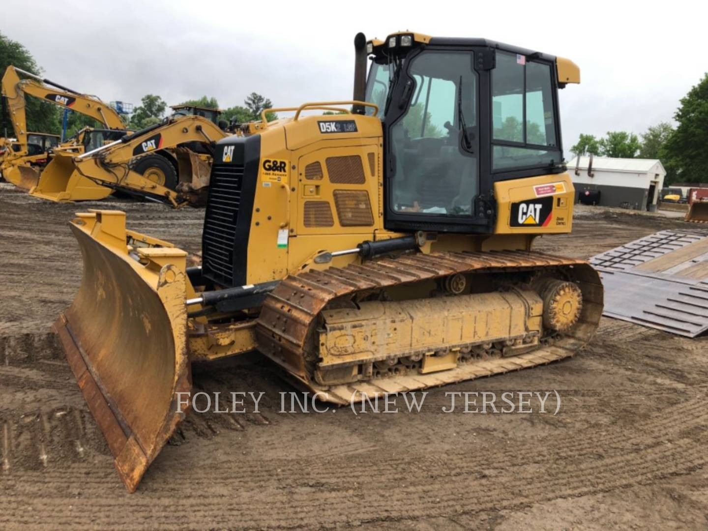 Used Dozers for Sale in NJ, PA, DE and Staten Island | Foley