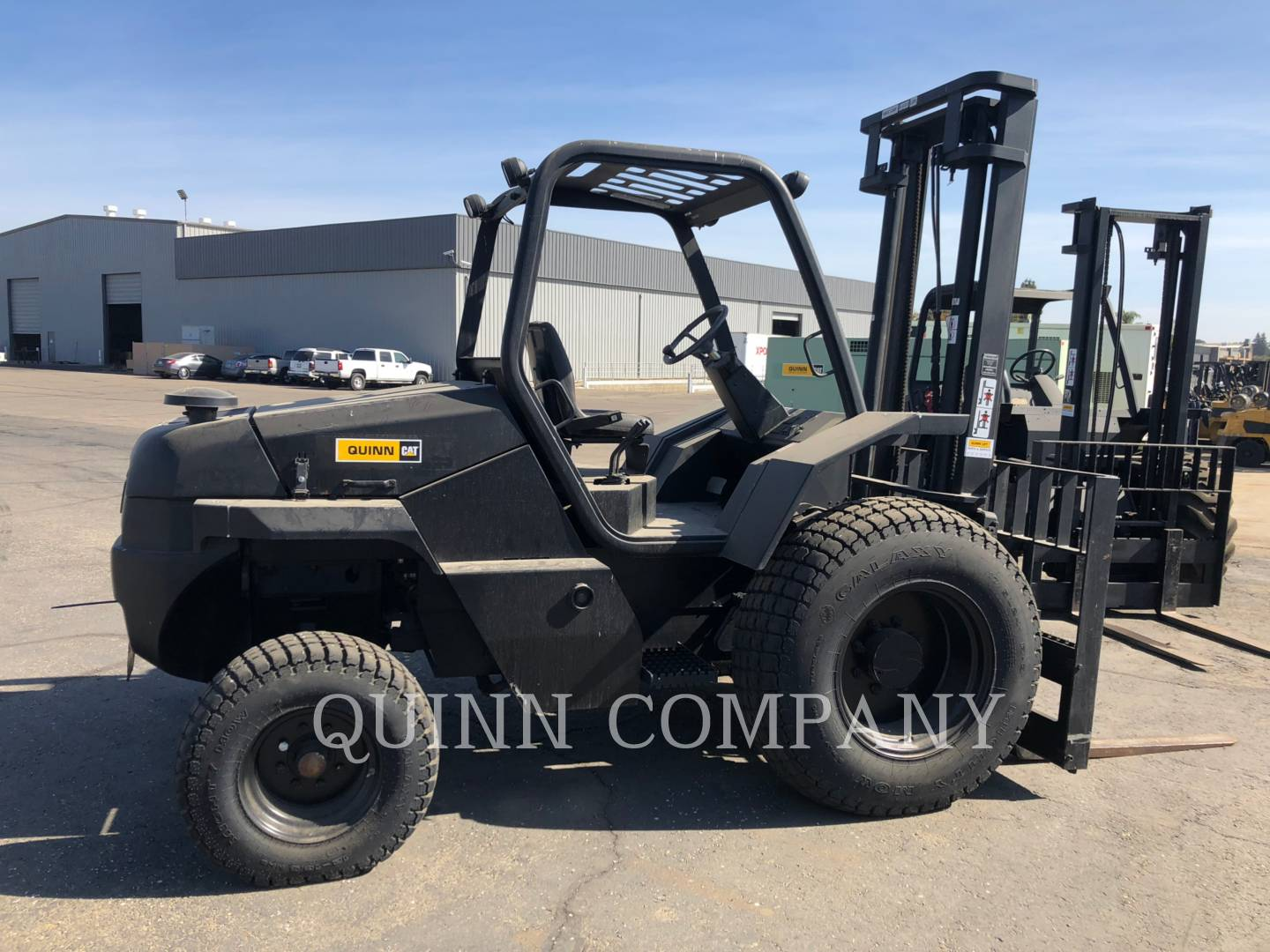 Used Cat 2010 Manitou Bf S a  M30-2T for Sale - California