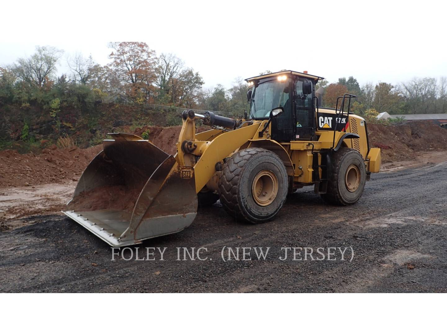 Used Wheel Loaders for Sale in NJ, PA, DE and Staten Island