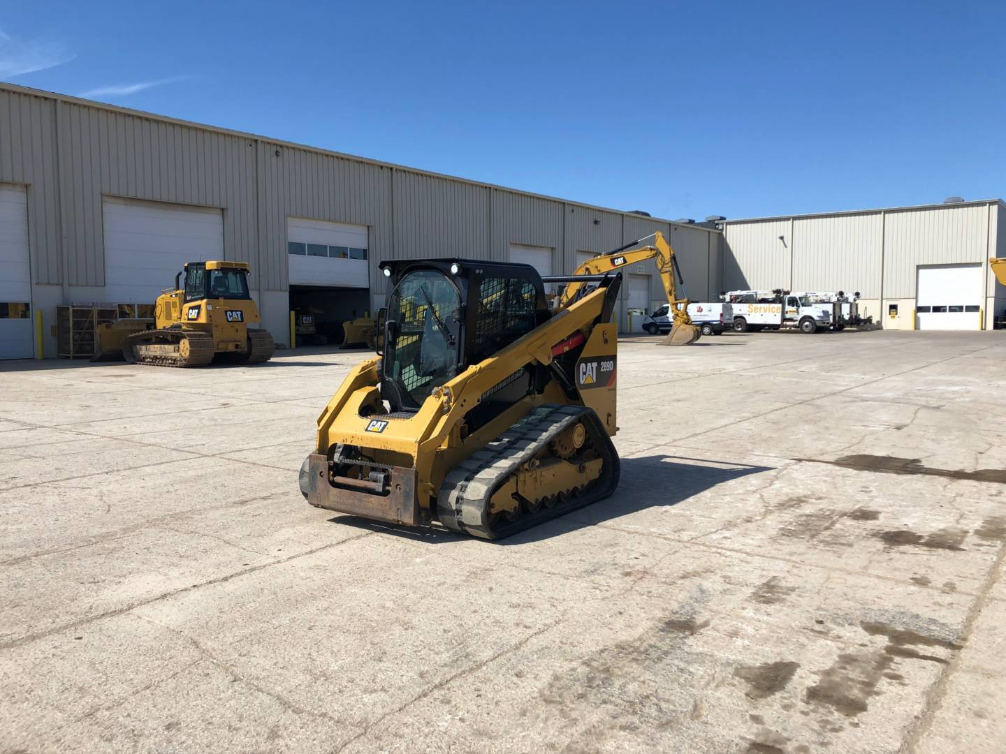 Used 2016 Caterpillar 289D for Sale in NJ, PA, DE and Staten