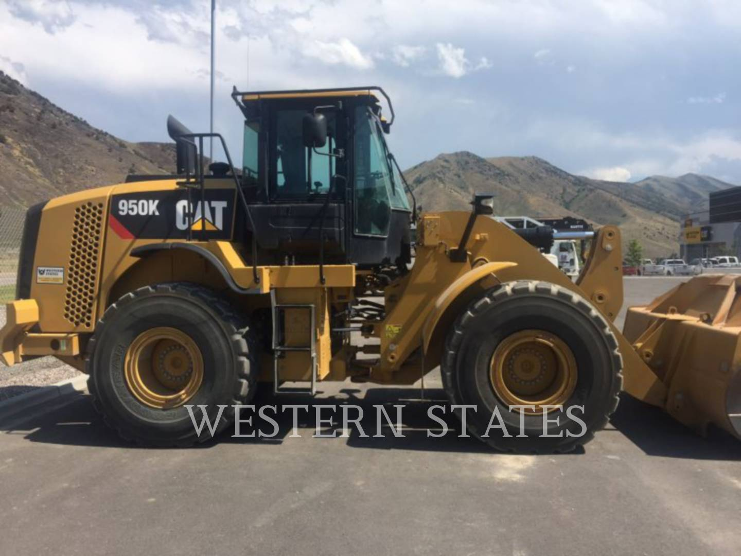 2012 CATERPILLAR 950K image2