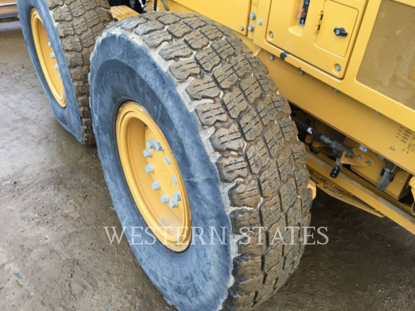 2012 CATERPILLAR 140M2AWD image6