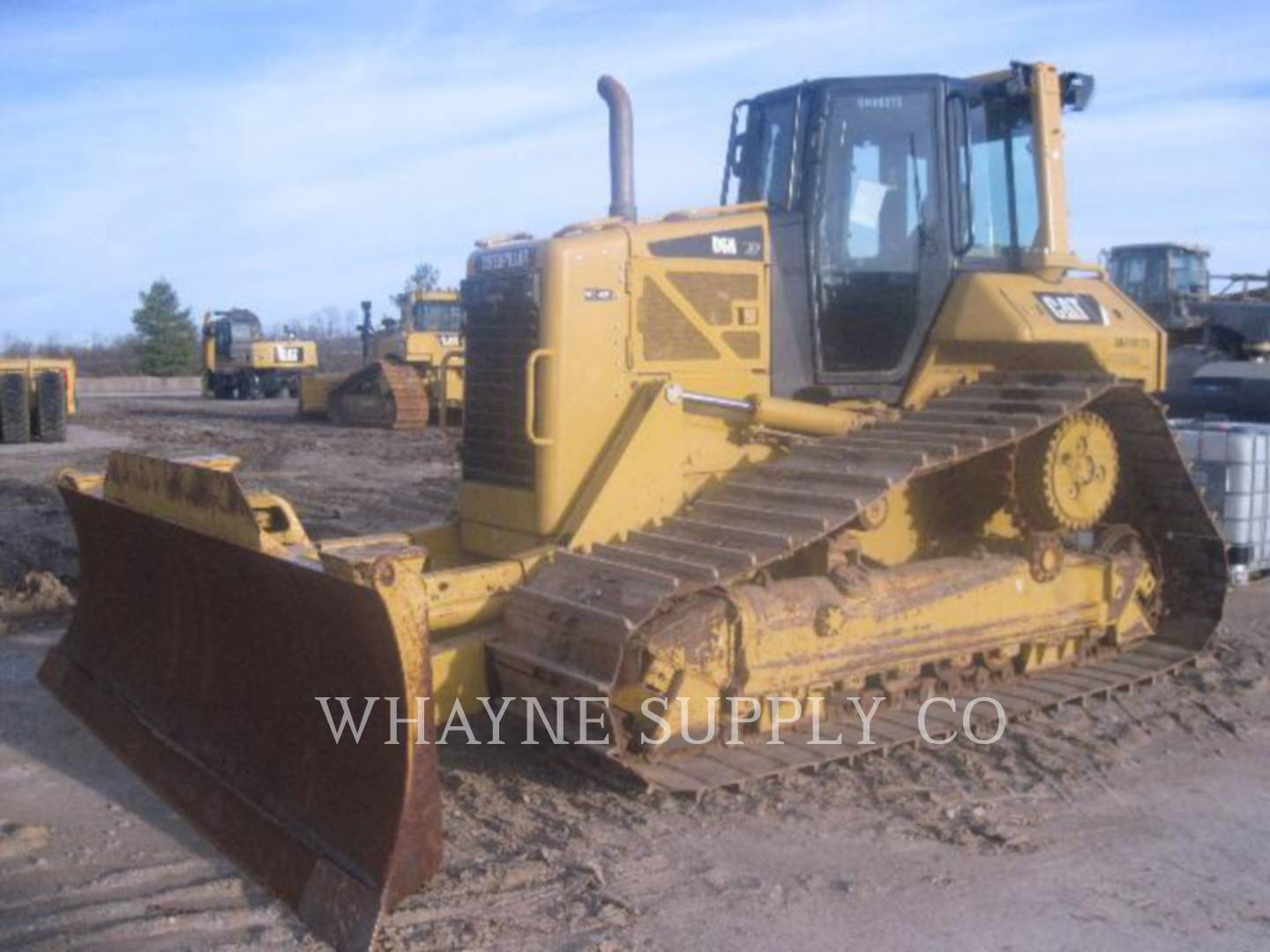 Whayne Walker Cat | Used Track Type Tractors- Used Cat