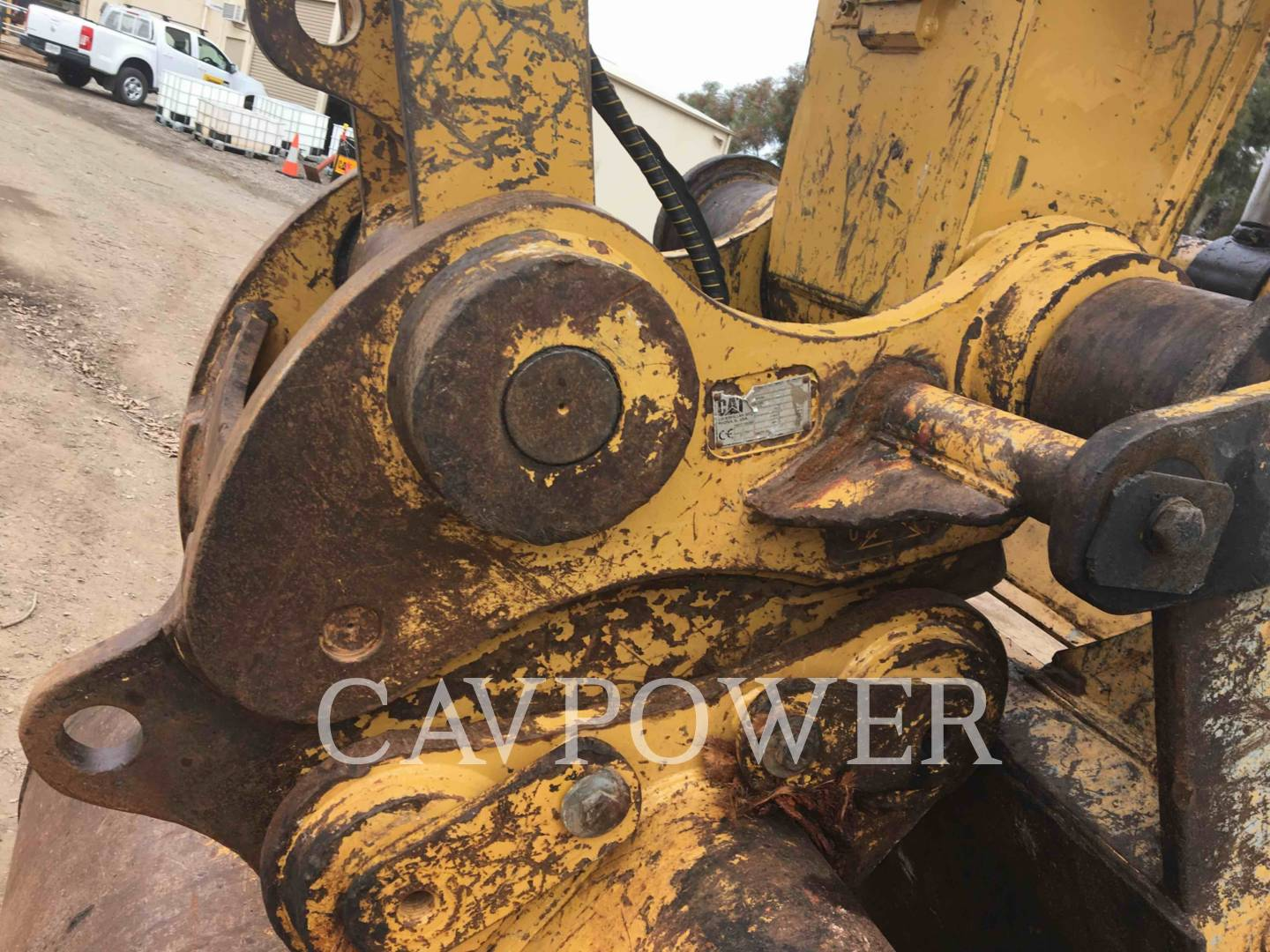 CATERPILLAR 329DL Page | Cavpower