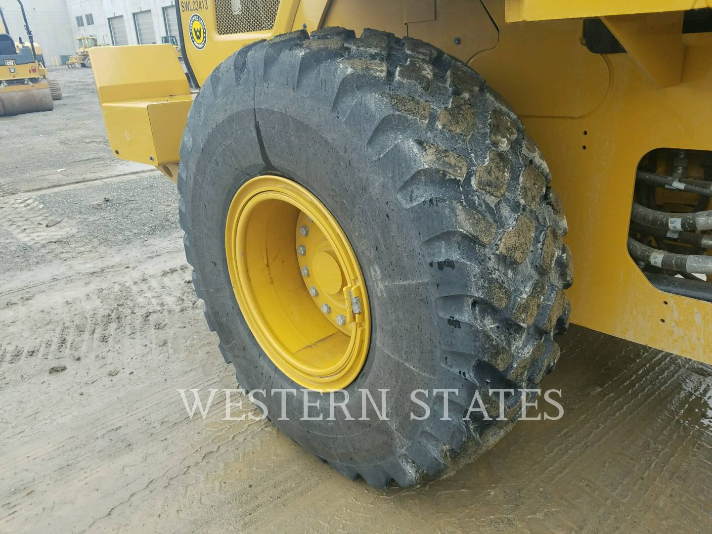 2014 CATERPILLAR 938K image8