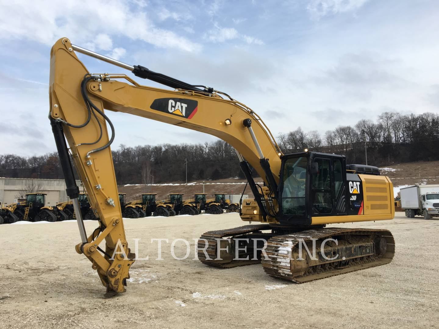 2017 Caterpillar 336FL - Altorfer