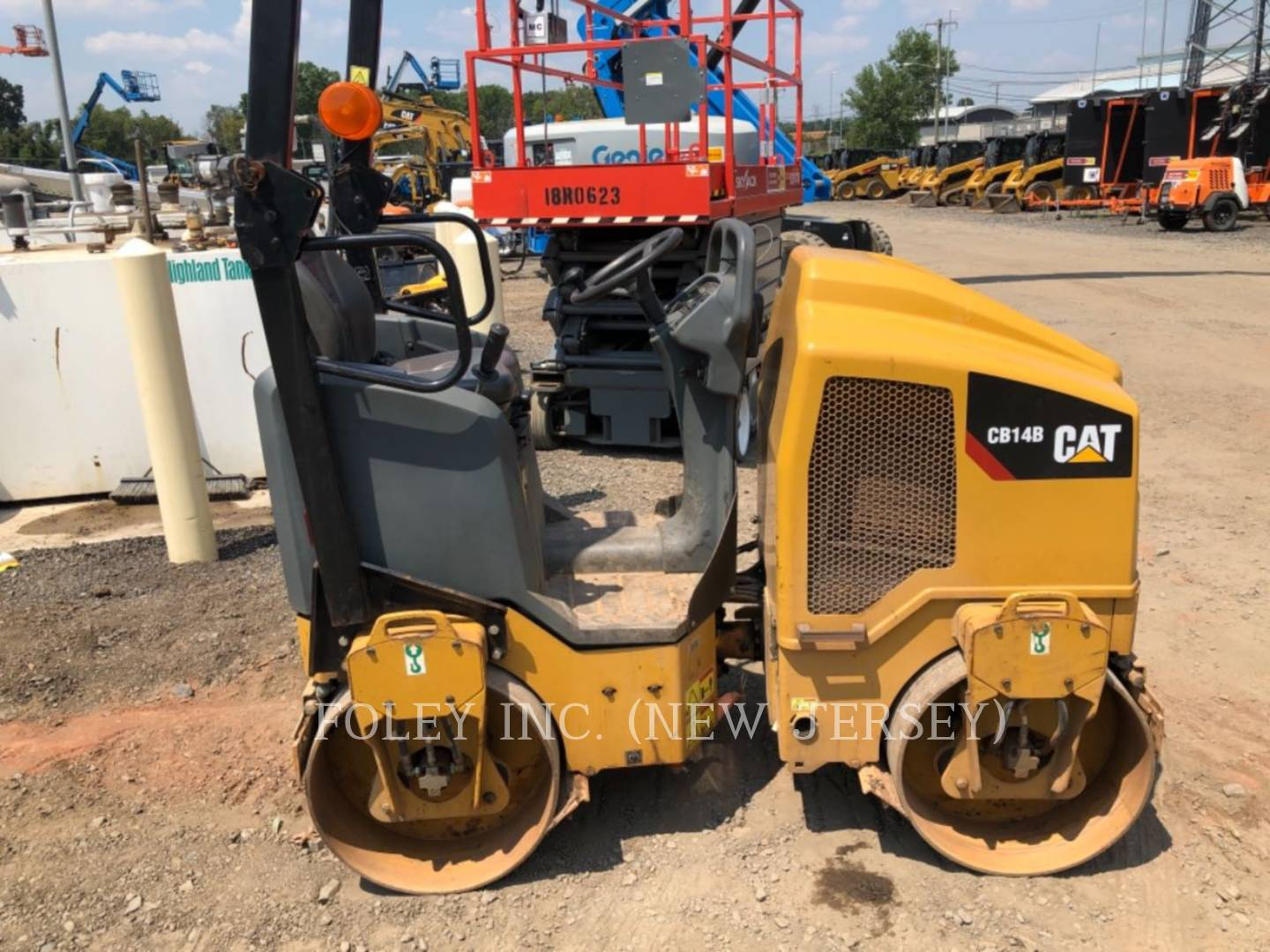 Rent Cat Heavy Construction Equipment Rental - NJ, PA and DE | Foley Inc